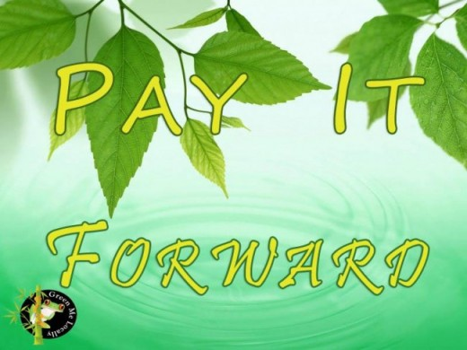 Pay It Forward for Green Businesses