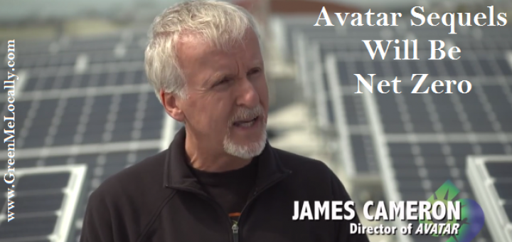 James Cameron insures Avatar sequels will be net zero