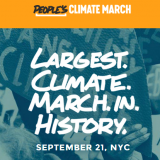 Climate March NYC September