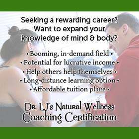 Certified Health Coach Ad