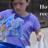 how trash is recycled video