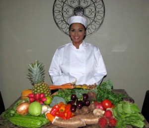 Holistic Cooking with Chef Nisa